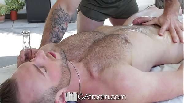 military gay tumblr after training relaxing sex