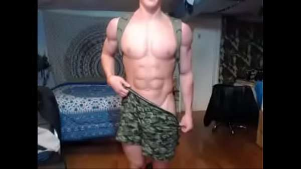 gay military guys jerking off on camera showing a guy on skype